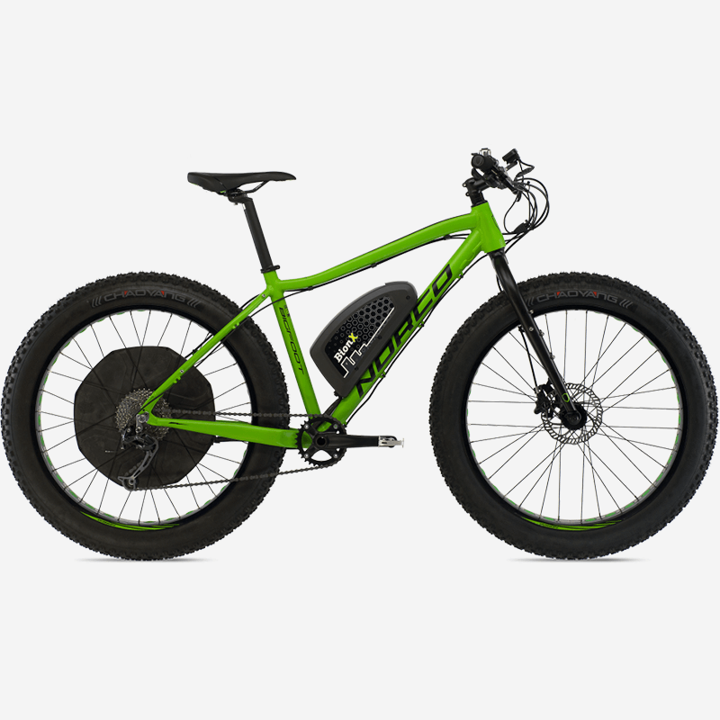 Norco Black Green