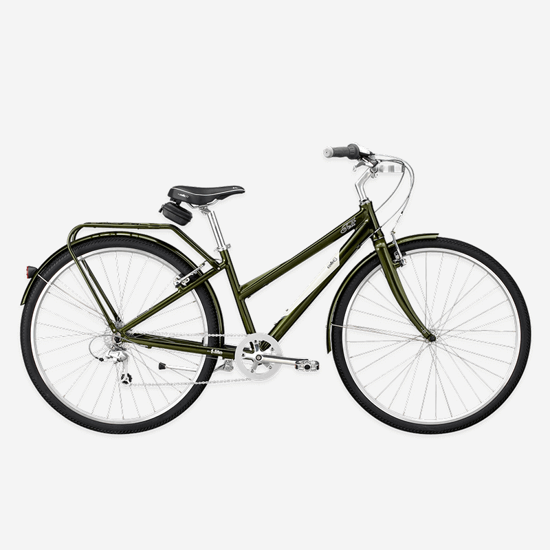 Classic Cycle Green