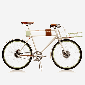 Faraday Bicycle